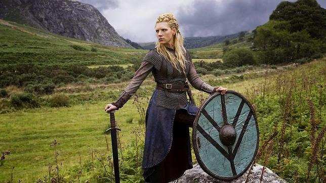Más vikingas que nunca