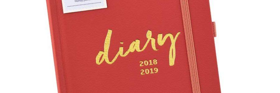 Mi nueva agenda 2018 – 2019